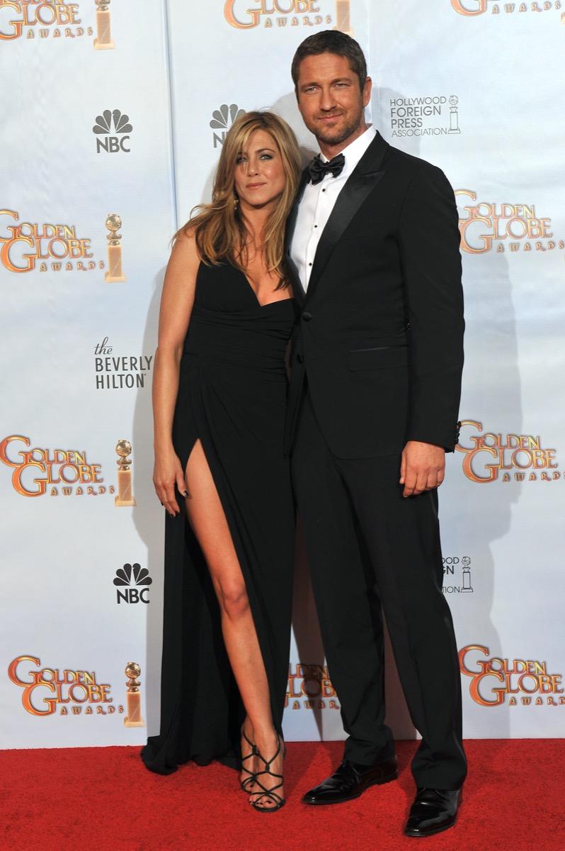 Jennifer Aniston and Gerard Butler 2010