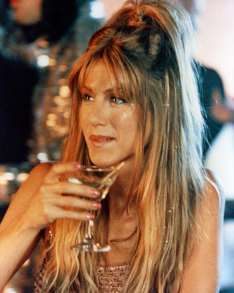 Jennifer Aniston in Rock Star 2001