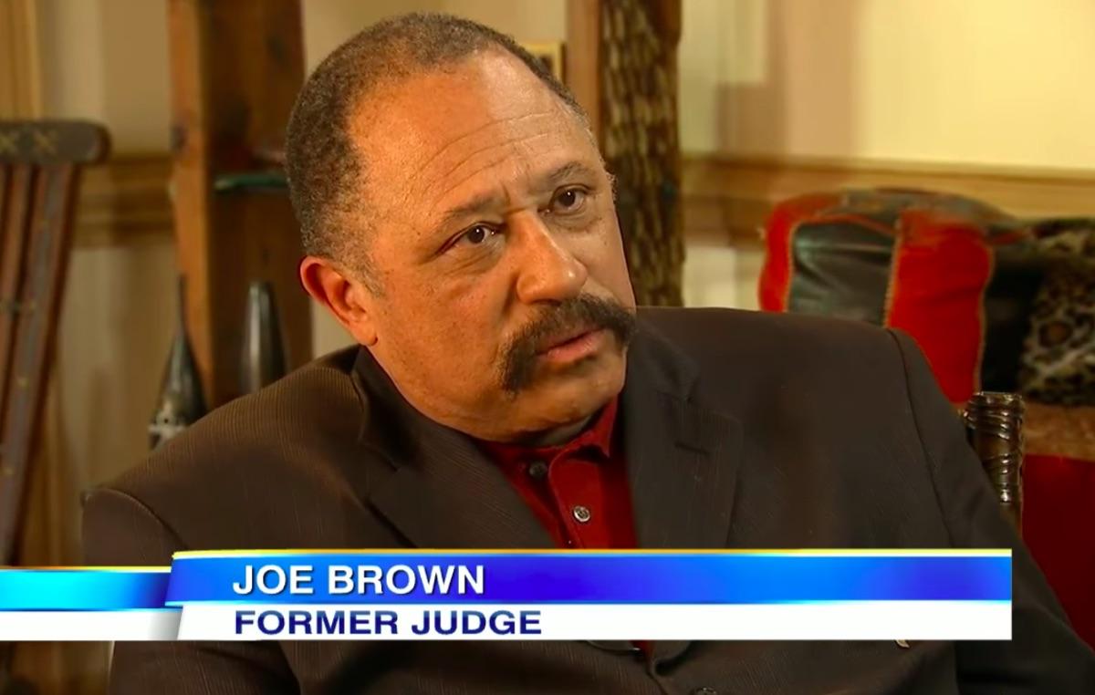 Judge Joe Brown 2014