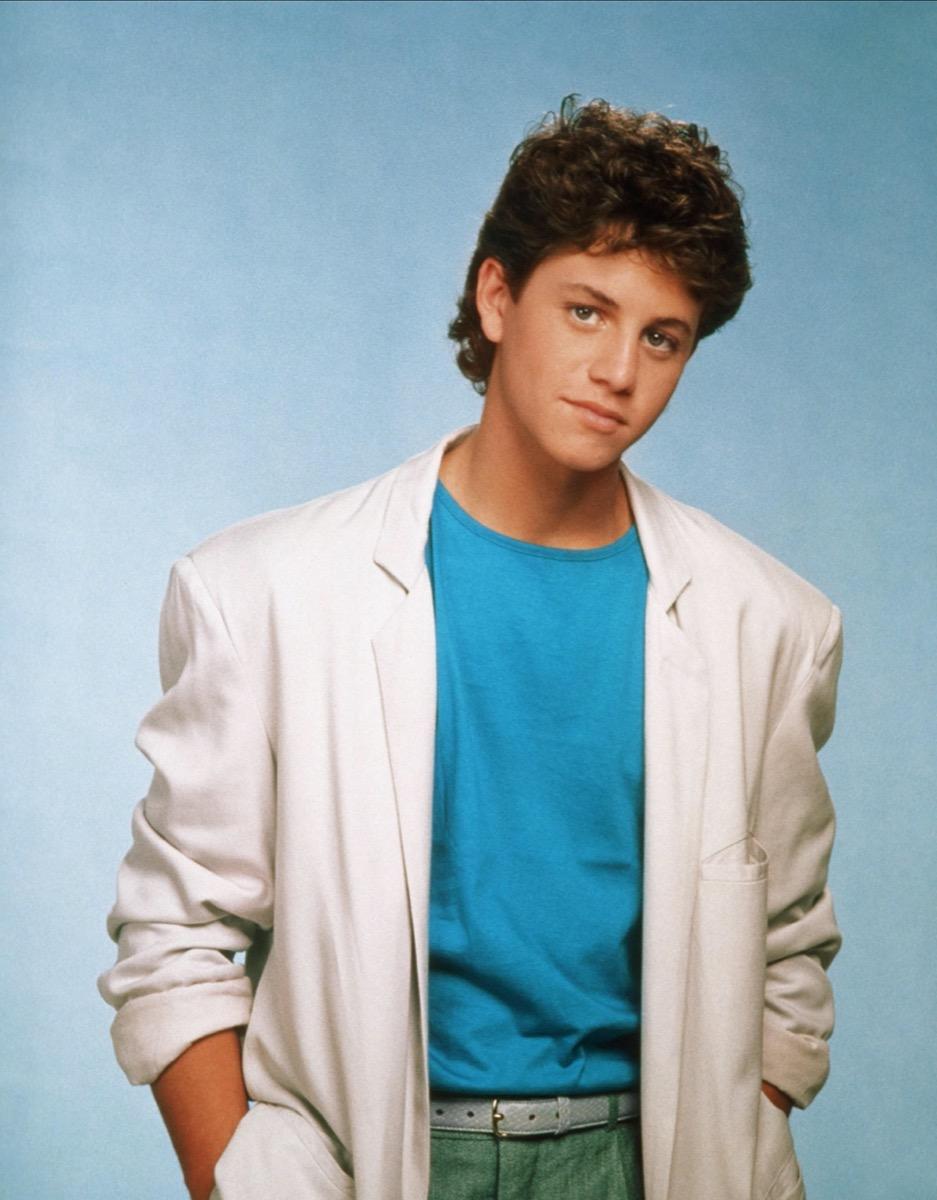 Kirk Cameron 1985