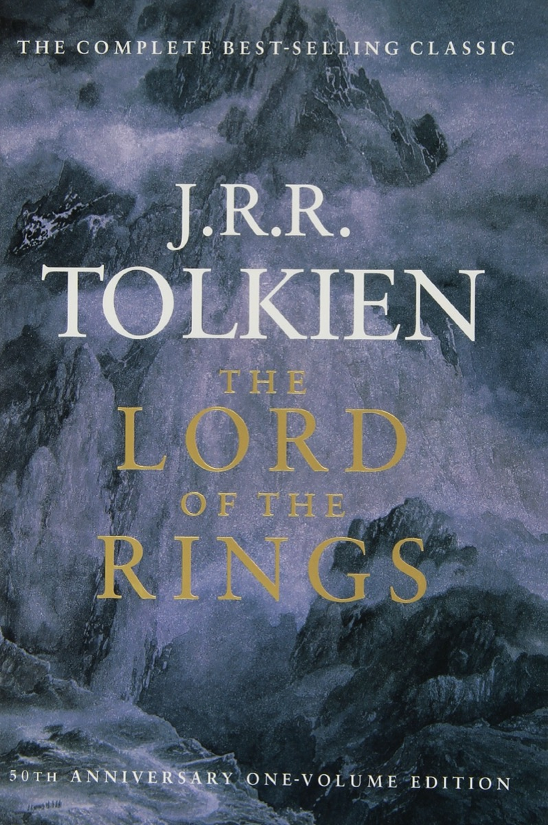 Lord of the Rings book cover