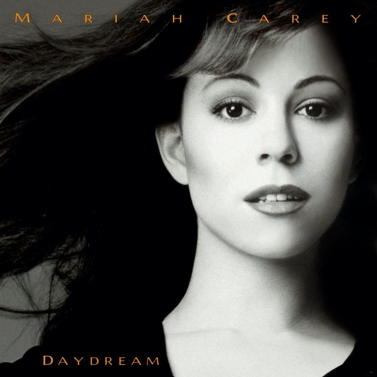 Mariah Carey Daydream album cover