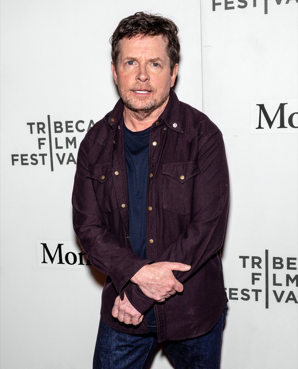 Michael J Fox 2019