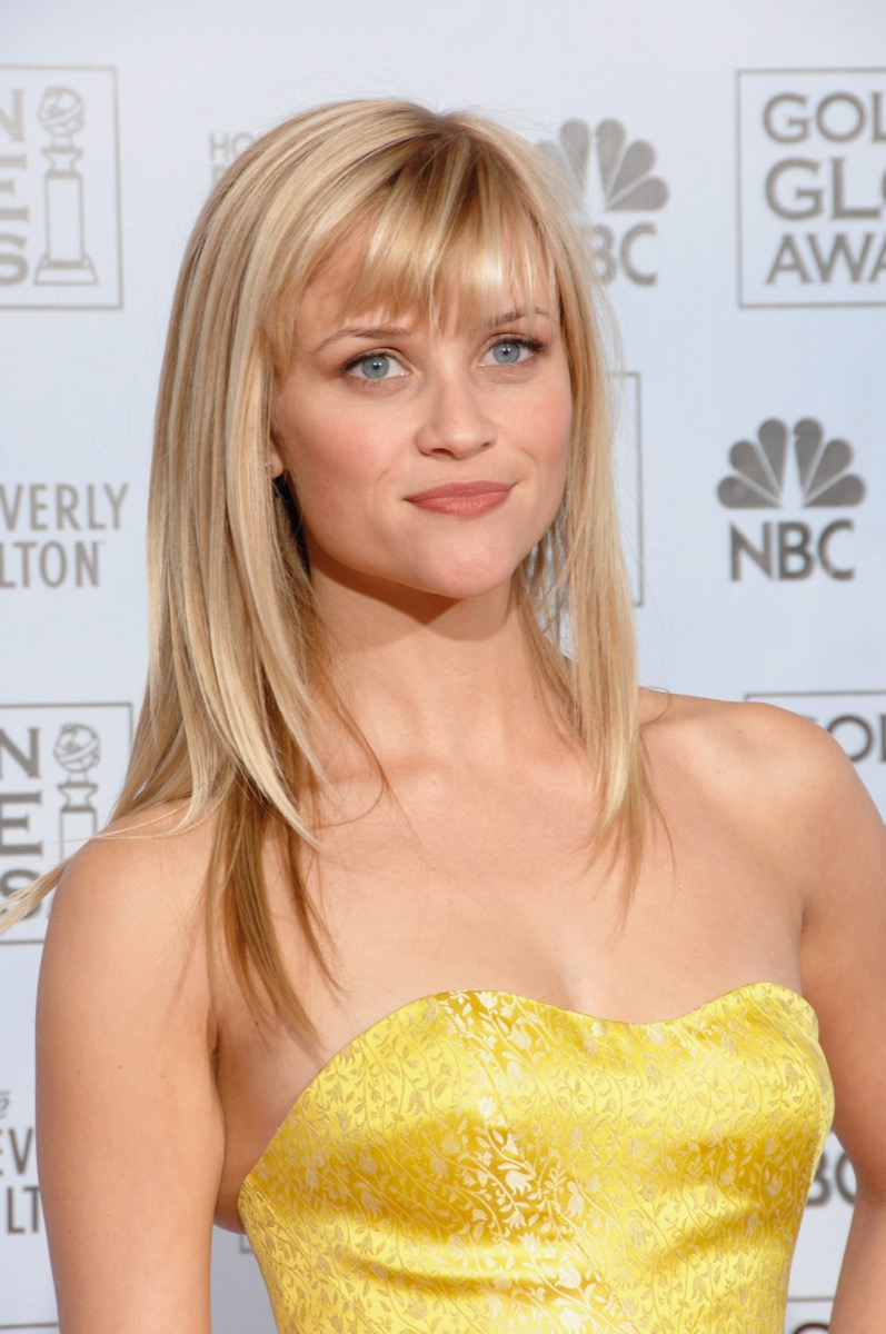 Reese Witherspoon 2007 Golden Globes