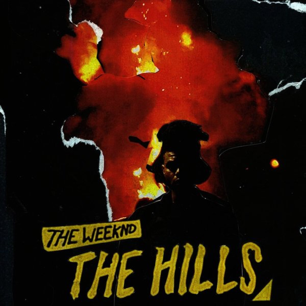 The Hills single by The Weeknd