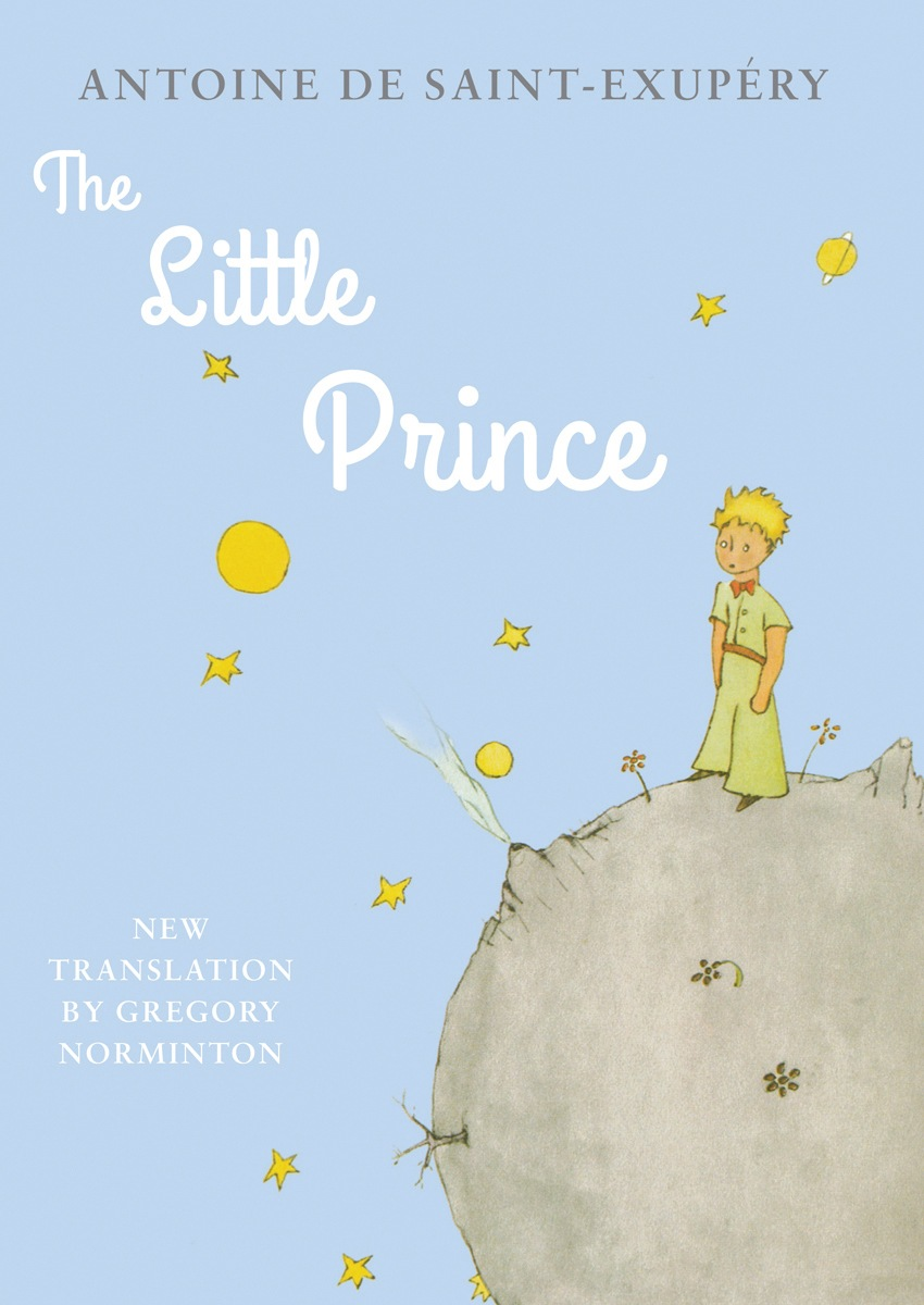 The Little Prince book cover
