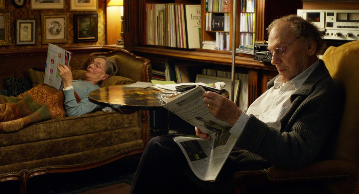 still from amour