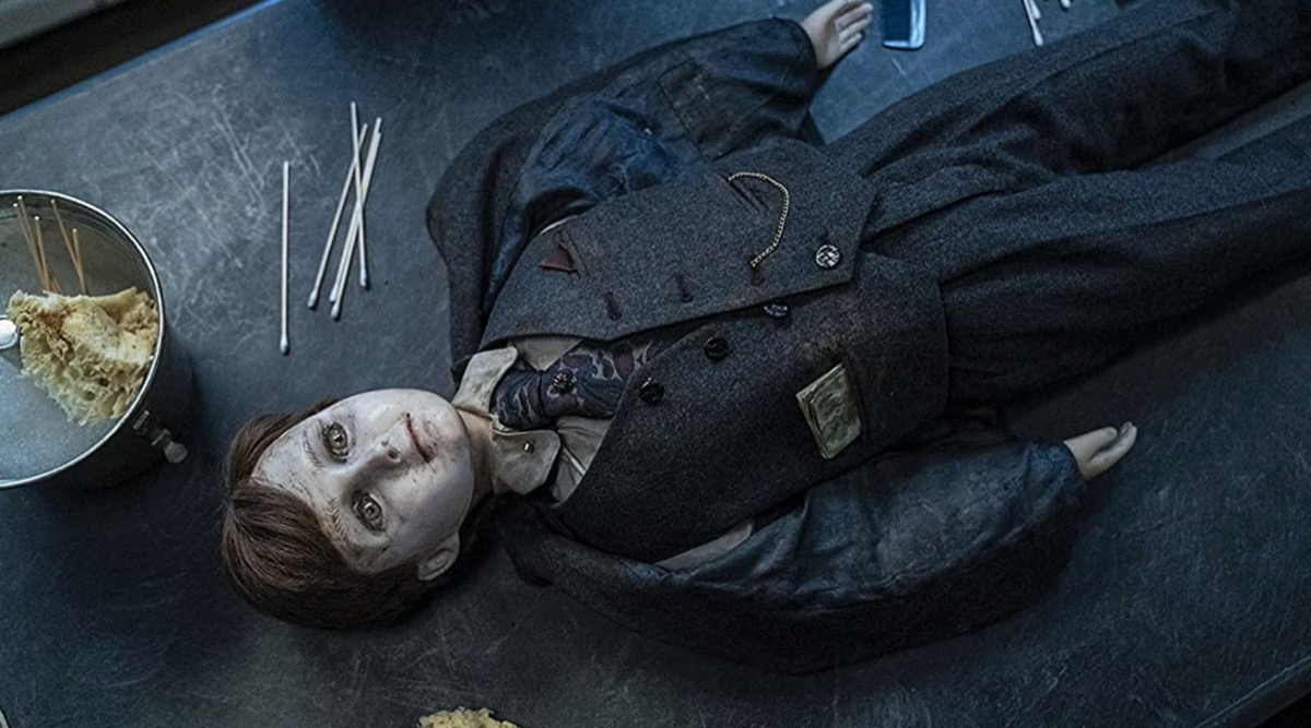 scary doll from brahms the boy still