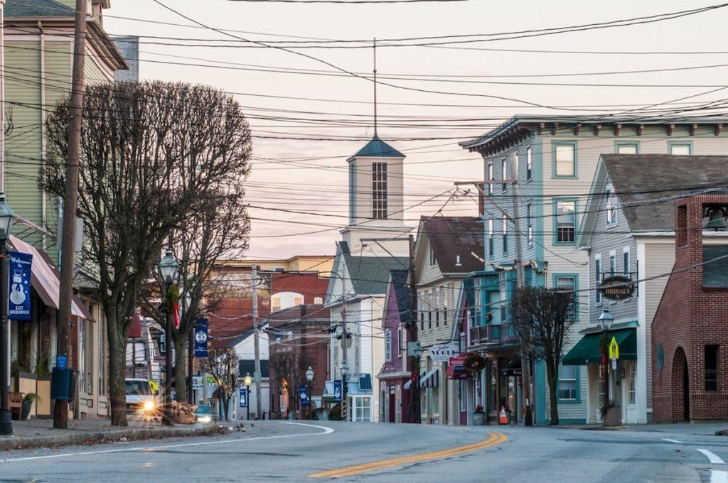 downtown east greenwich rhode-island