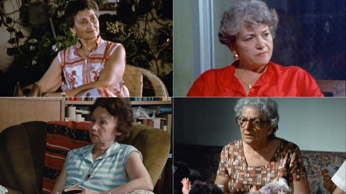 shoah four sisters