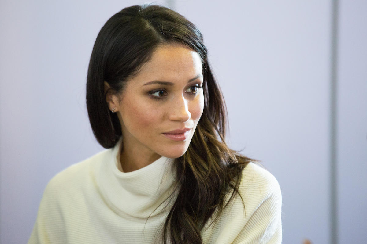 Megan Markle and Prince Harry visited Millennium Point in Birmingham on International Women's Day in 2018
