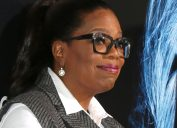 """Oprah Winfrey at the """"Tyler Perry's BOO! A Madea Halloween"""" Premiere at the ArcLight Hollywood on October 17, 2016 in Los Angeles, CA"""