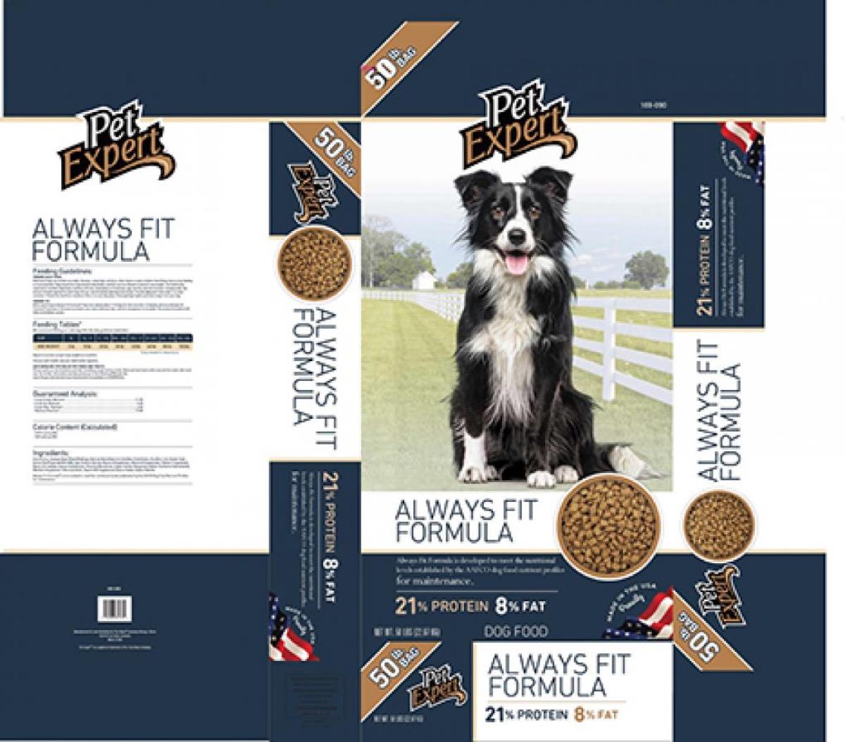pet expert dog food