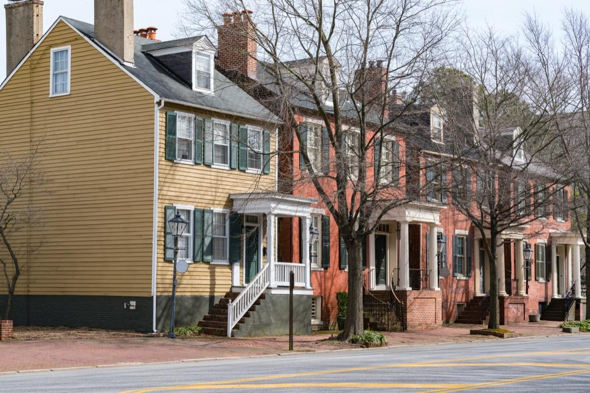porsmouth virginia historic homes