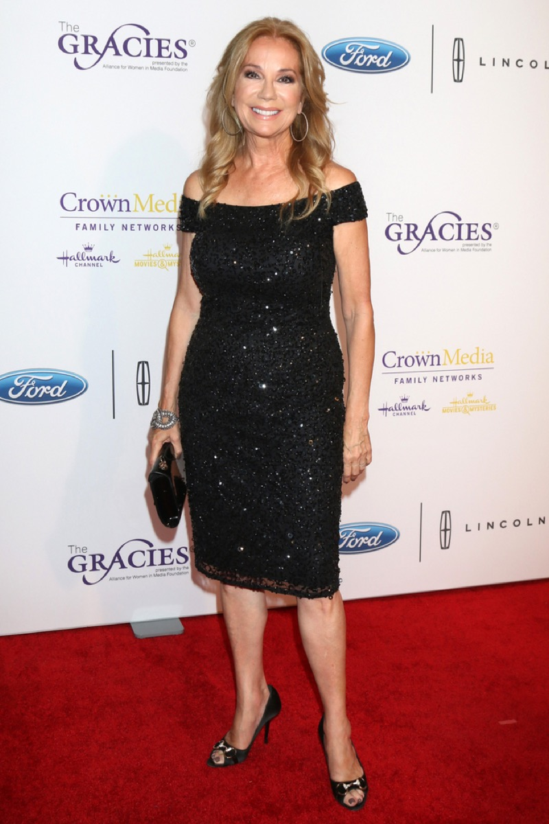 kathie lee gifford on the red carpet