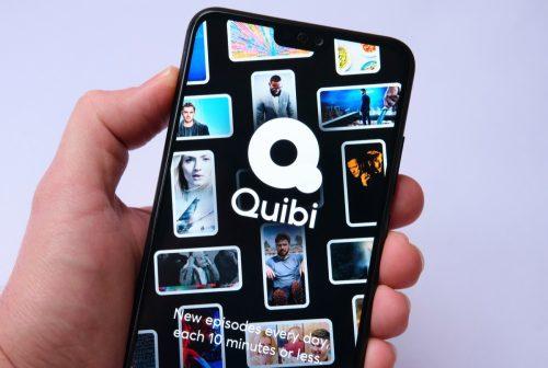 Quibi streaming service app