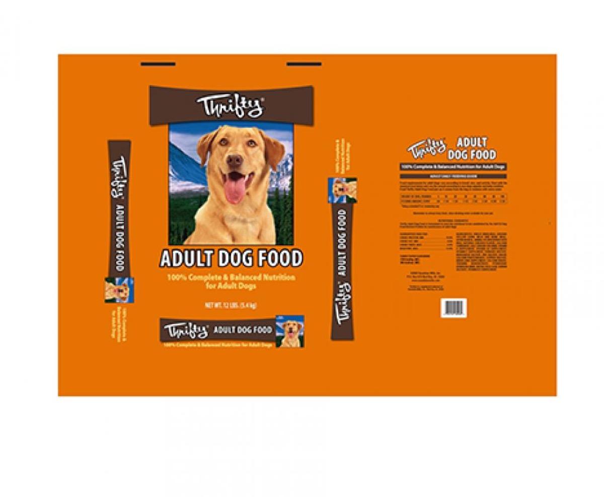thrifty dog food