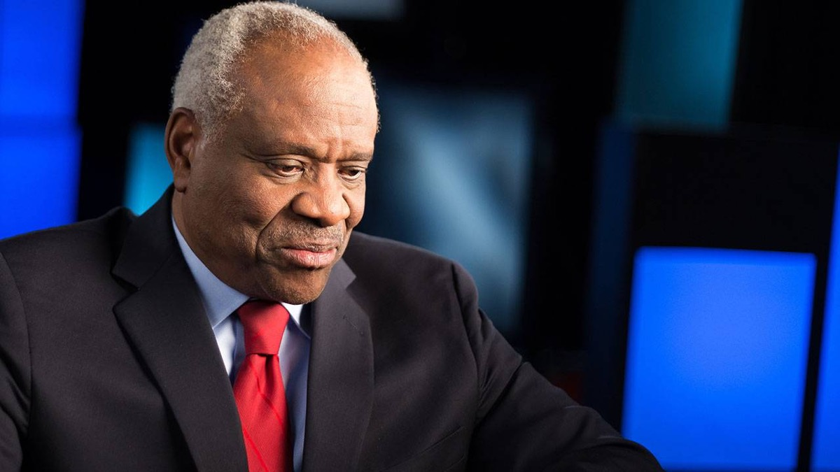 created equal clarence thomas in his own words
