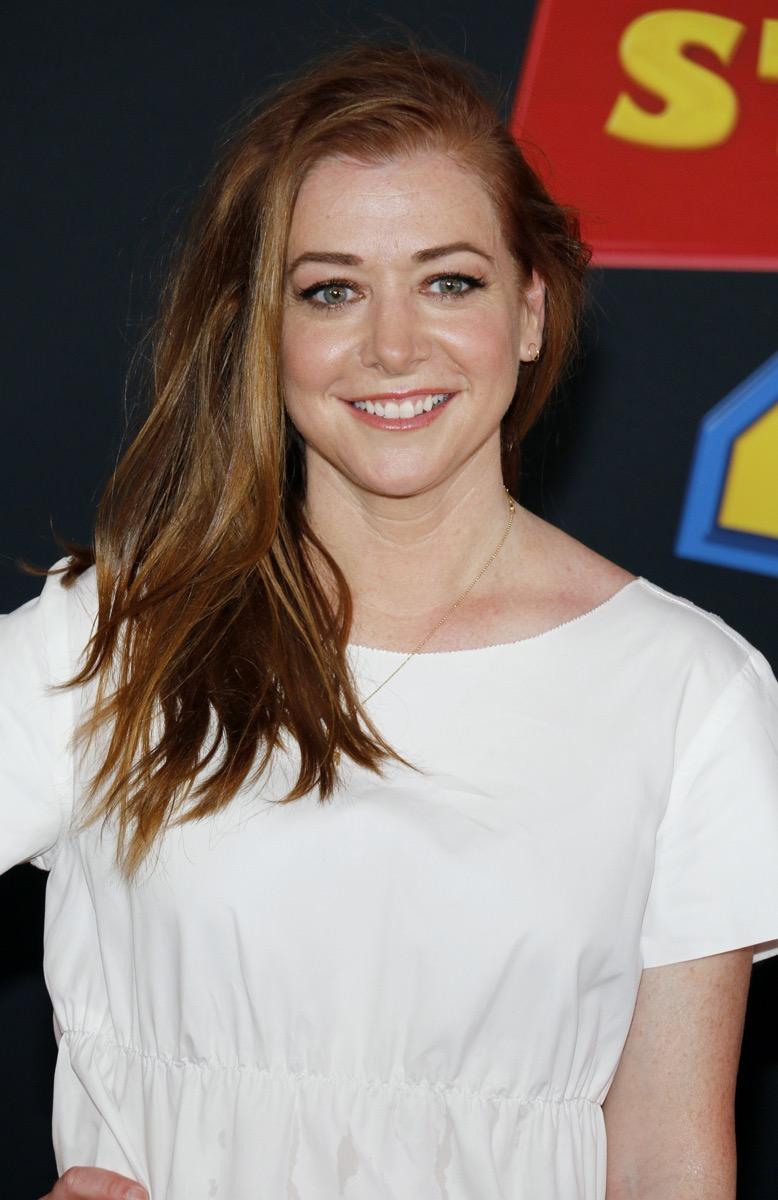 Alyson Hannigan in 2019