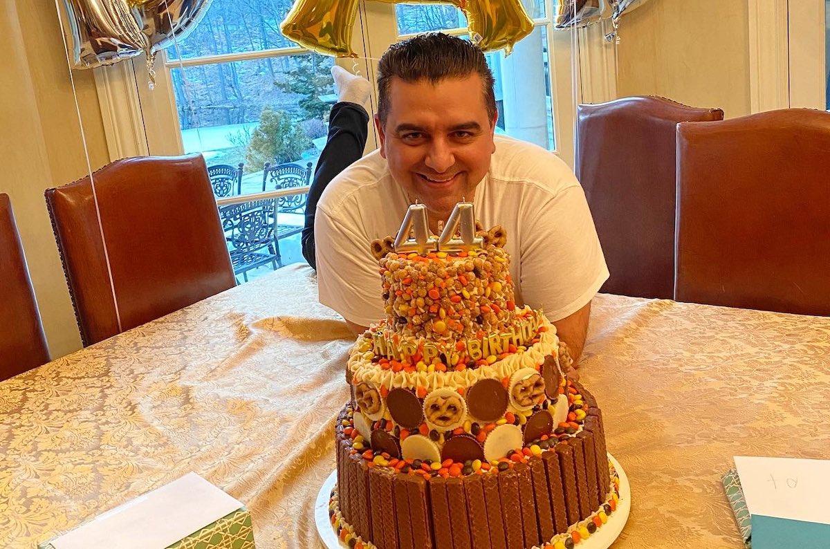 Cake Boss Buddy Valastro posts on his 44th birthday