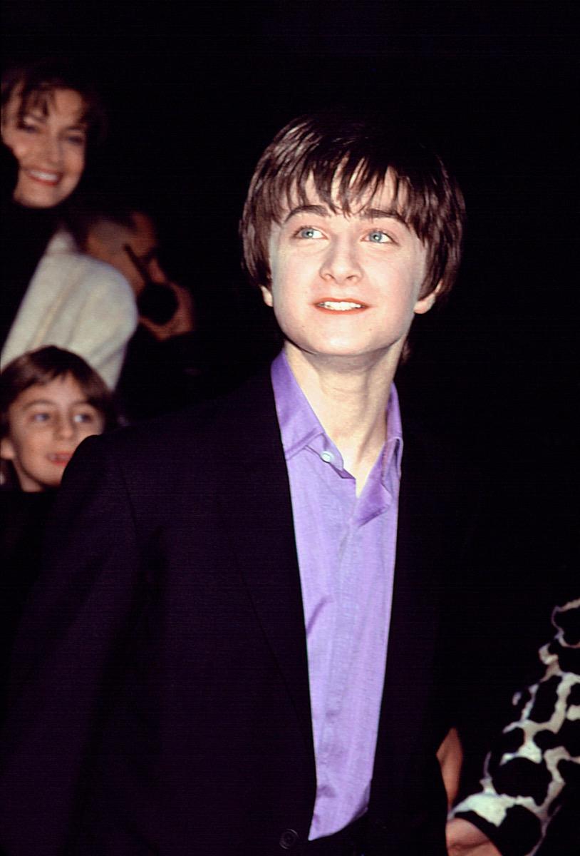 Daniel Radcliffe 2001
