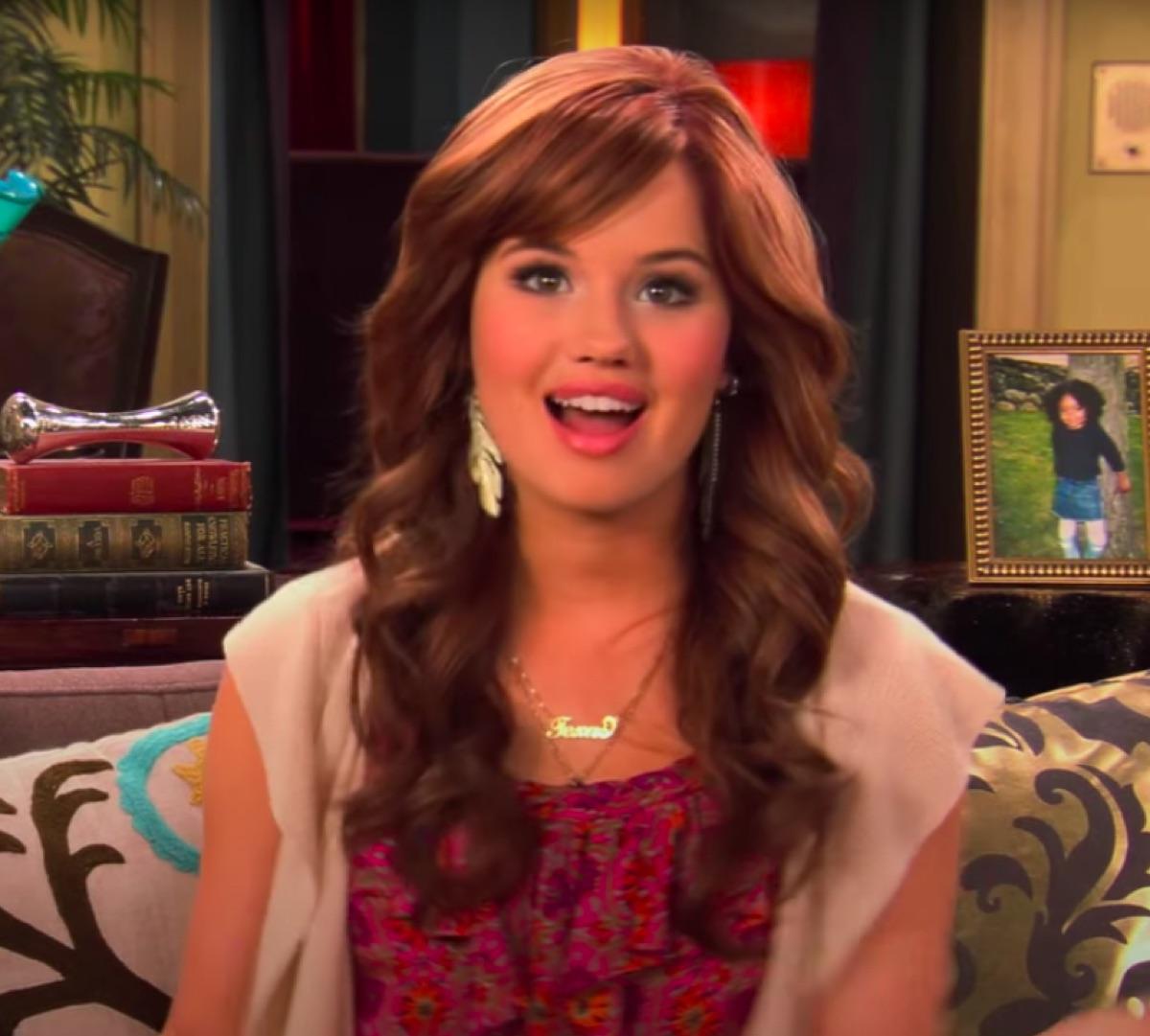 Debby Ryan on Jessie