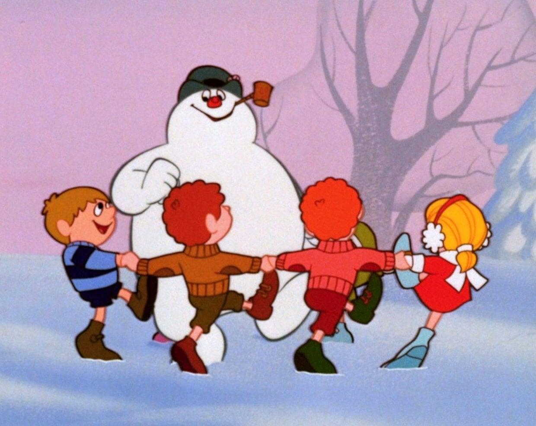 frosty the snowman movie