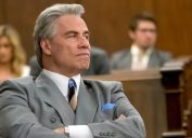 John Travolta stars as John Gotti in the movie Gotti