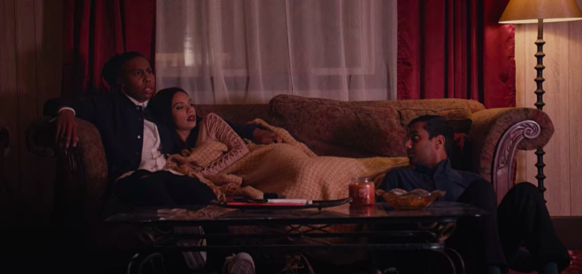 """Still from the Master of None episode """"Thanksgiving"""""""