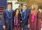 Adam Brody, Rachel Bilson, Ben McKenzie, and Mischa Barton in The O.C.