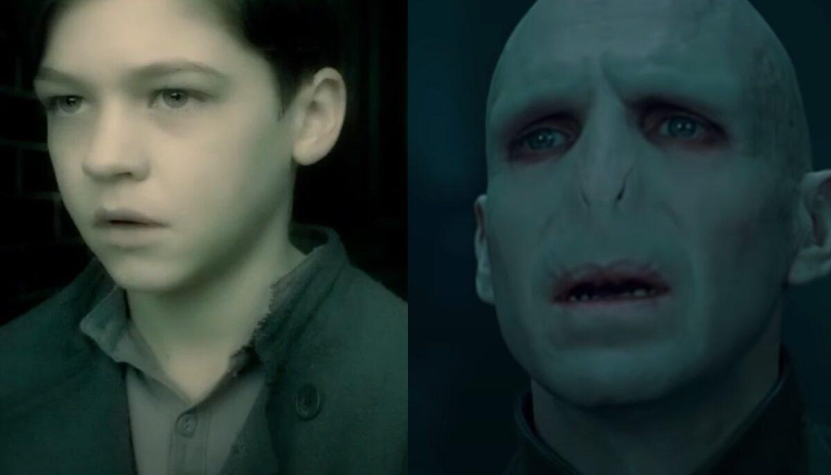 Voldemort actors Harry Potter