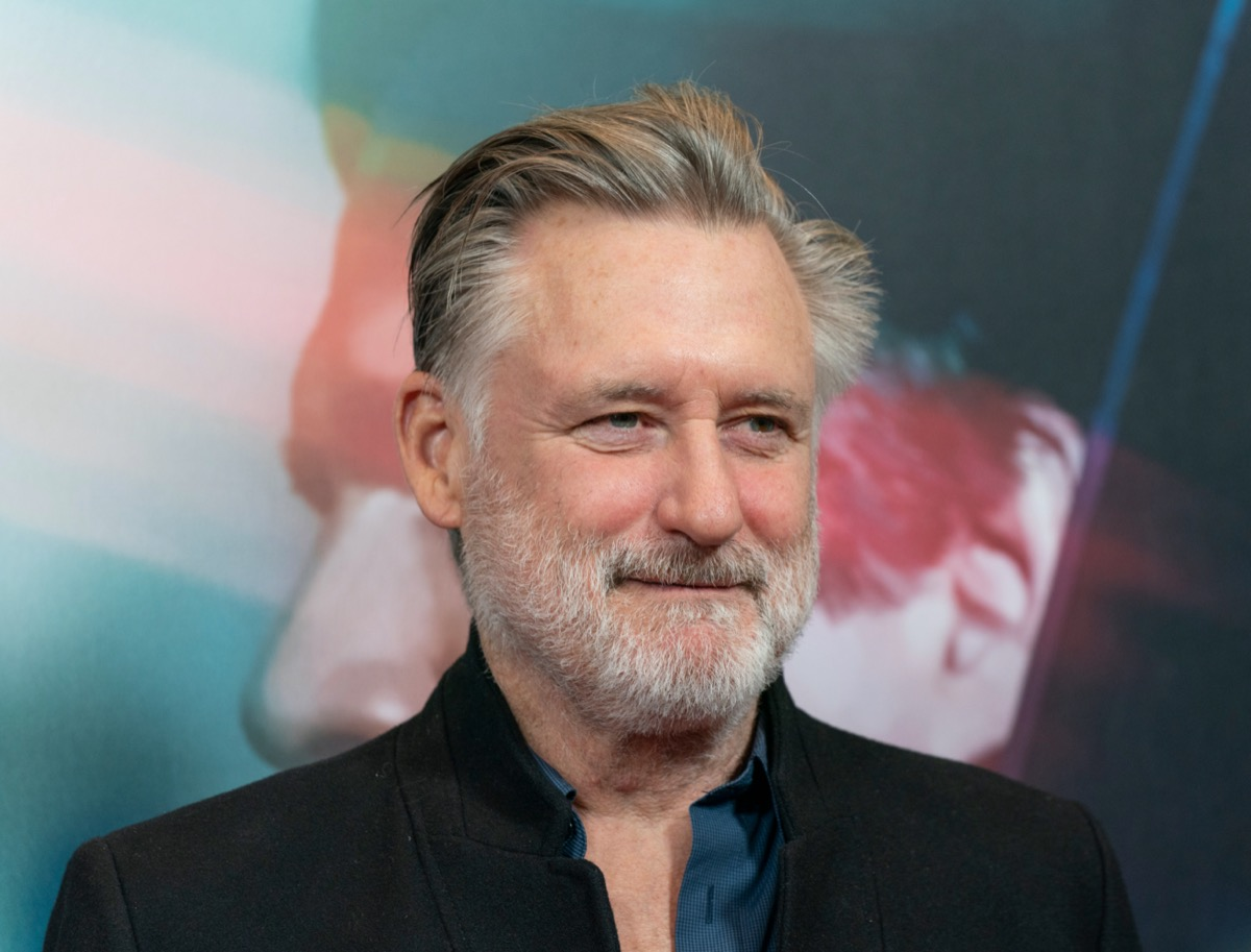 Bill Pullman at the premiere of 'Dark Waters' in 2019