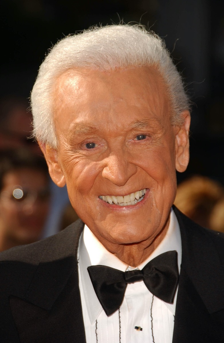 Bob Barker at the Annual Daytime Emmys in 2007