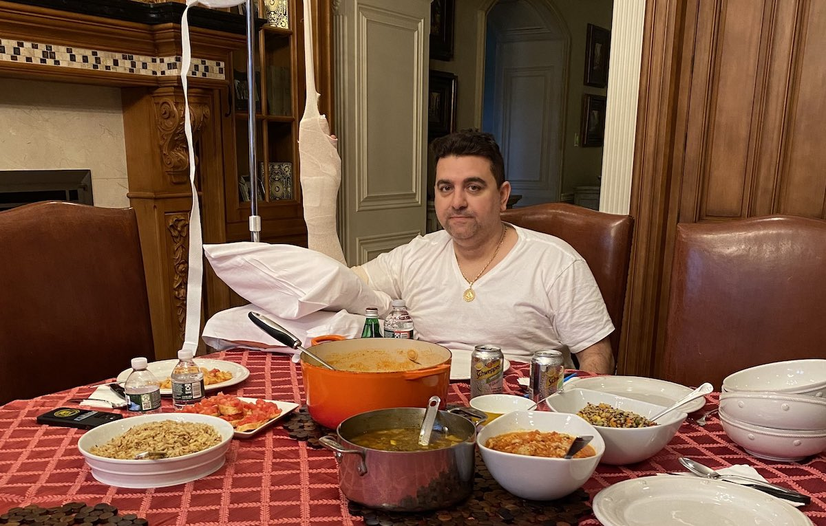 Cake Boss Buddy Valastro posts on Twitter after fourth hand surgery