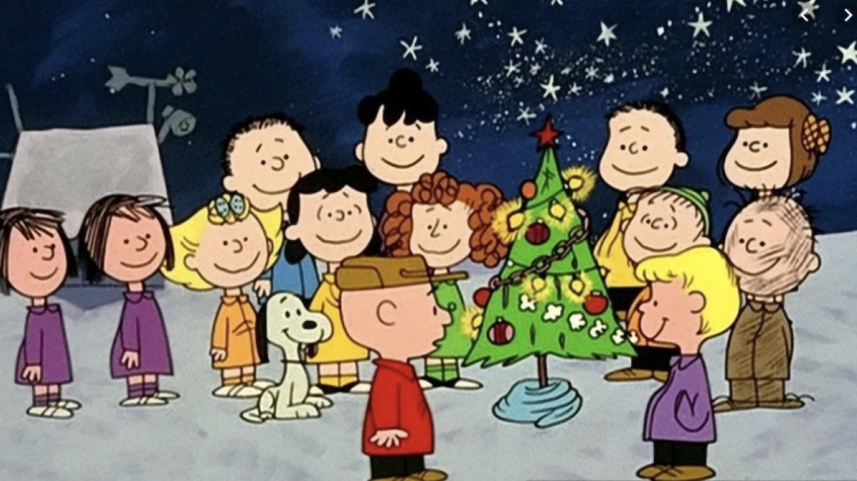 charlie brown christmas movie