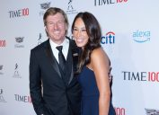 Chip Gaines and Joanna Gaines attend the TIME 100 Gala 2019 at Jazz at Lincoln Center in 2019