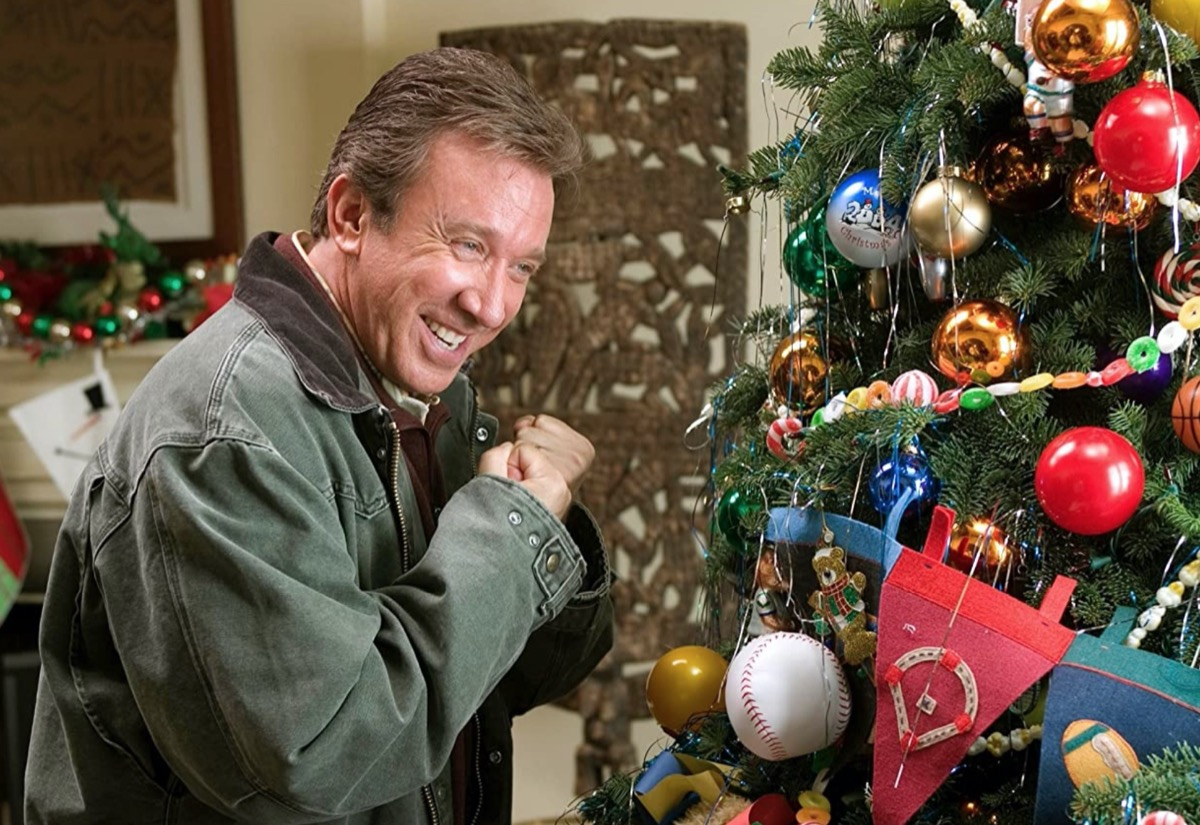 tim allen in christmas with the kranks