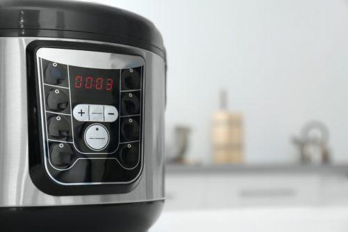 crock pot silver slow cooker