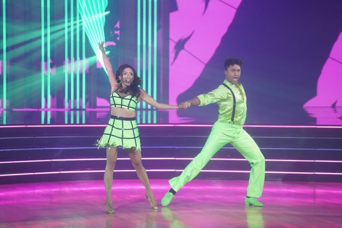 dancing with the stars jeannie mai