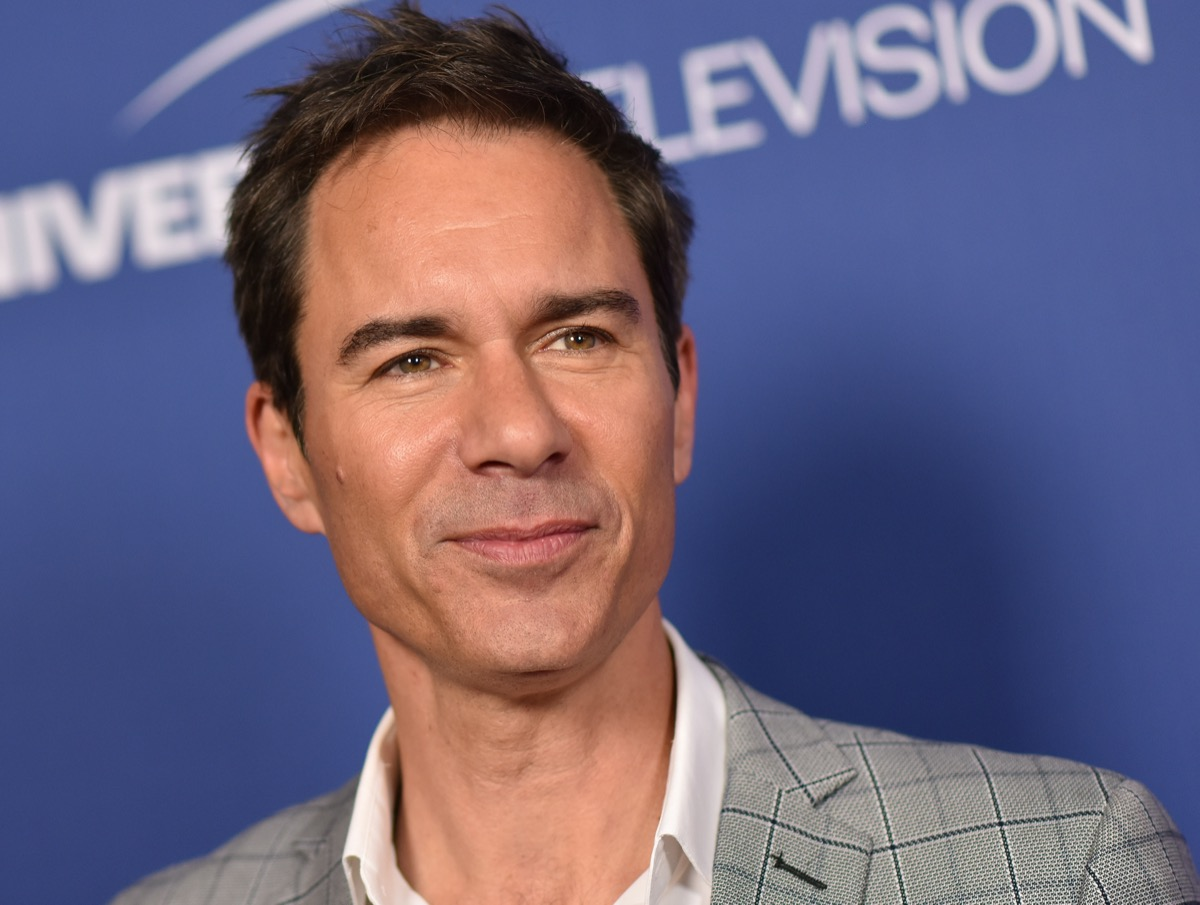 Eric McCormack at the 'Will & Grace' FYC Event in 2018
