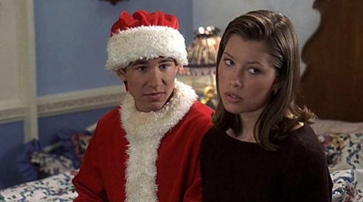 jonathan taylor thomas jessica biel i'll be home for christmas still