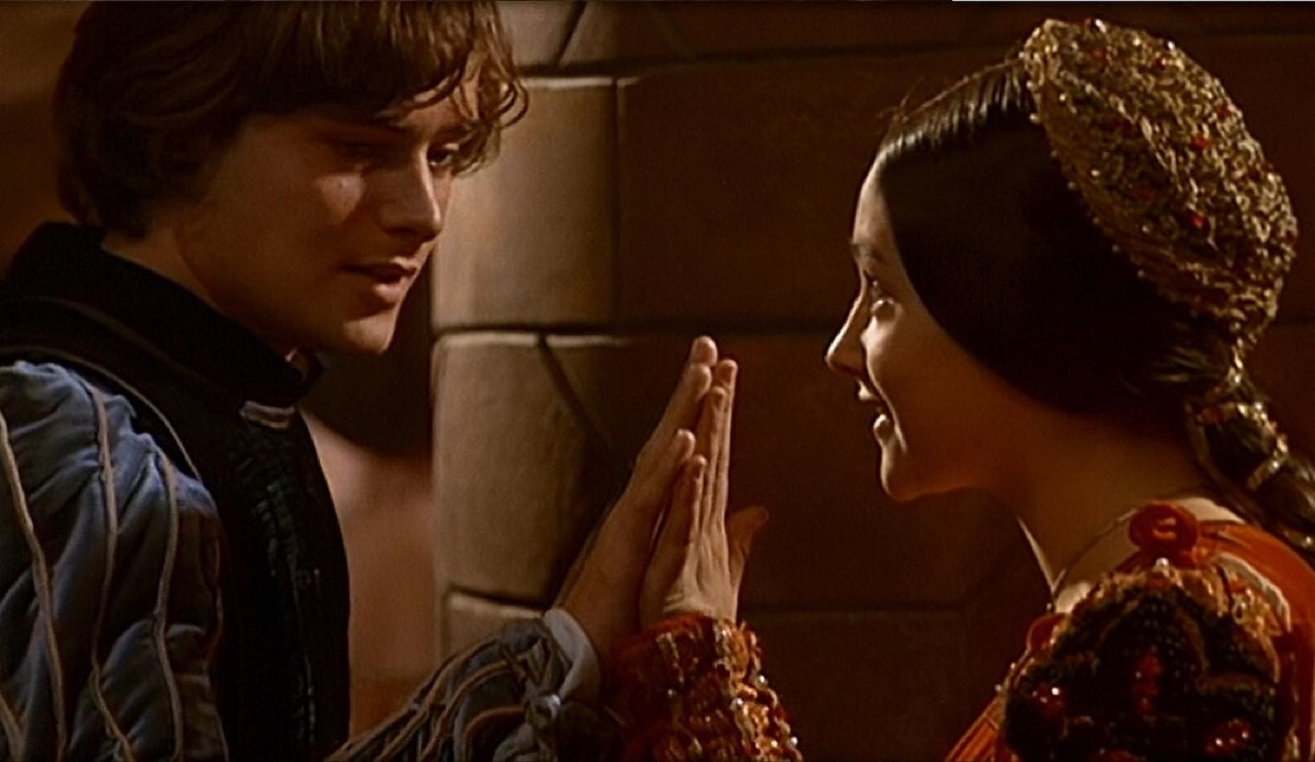 still from the 1968 romeo and juliet