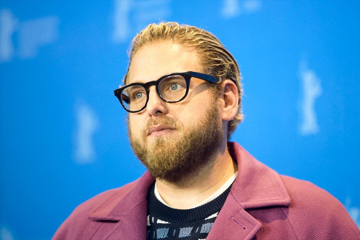 Jonah Hill at the Berlin International Film Festival in 2019