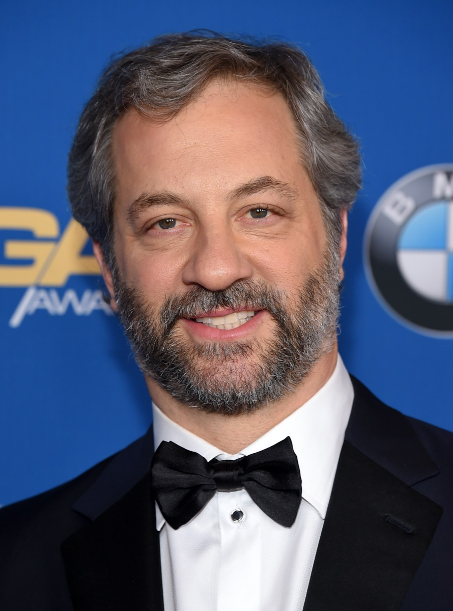 Judd Apatow at the Director's Guild Awards in 2018