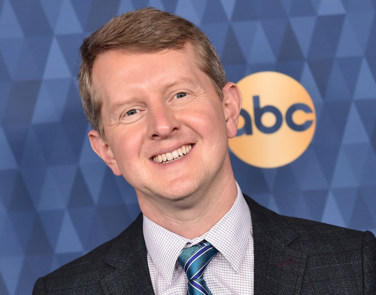 Ken Jennings arrives for the ABC Winter TCA Party 2020 on January 08, 2020 in Pasadena, CA