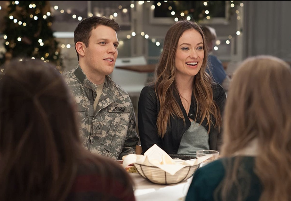 olivia wilde in love the coopers still