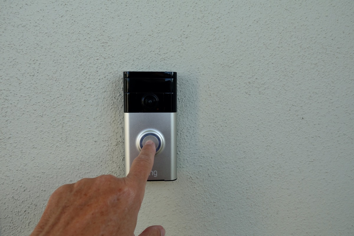 ring doorbell recalled for safety hazard