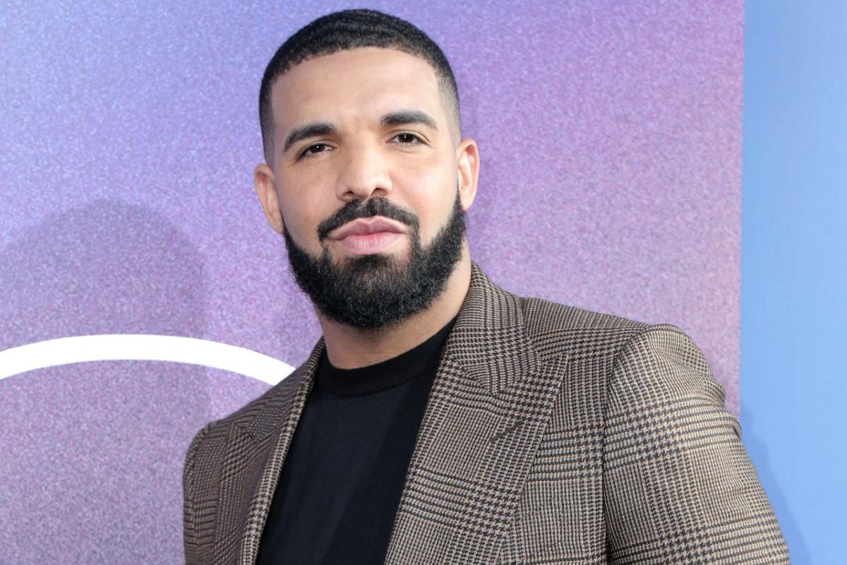 "Drake at the premiere of ""Eu"