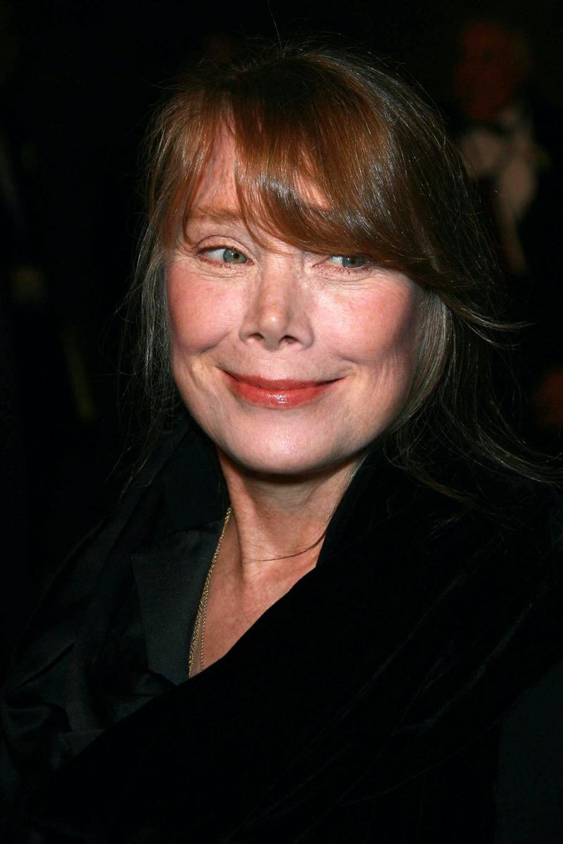 Sissy Spacek at International Palm Springs Film Festival Gala Awards n 2007