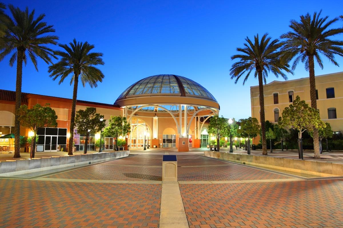 cityscape photo of downtown Stockton, California